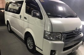 2017 Toyota Hiace for sale in Manila