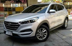 2016 Hyundai Tucson for sale in Puerto Princesa