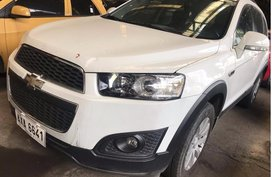 2015 Chevrolet Captiva for sale in Quezon City