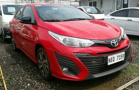 2019 Toyota Vios for sale in Cainta