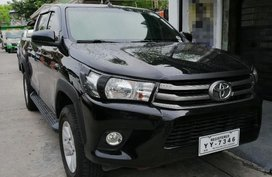 2016 Toyota Hilux Manual for sale in Manila
