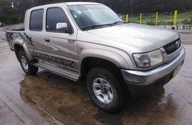 Used 2002 Toyota Hilux Manual Diesel at 88000 km