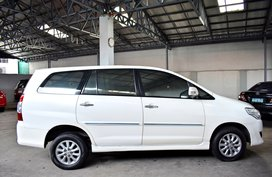 2nd Hand 2013 Toyota Innova at 55000 km for sale