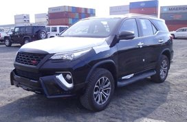 Brand New Toyota Fortuner 2018 Automatic Diesel for sale