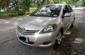Sell 2nd Hand 2012 Toyota Vios at 76000 km in Las Pinas
