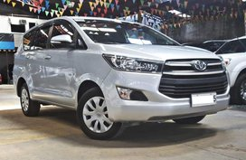Used 2017 Toyota Innova Diesel Manual for sale