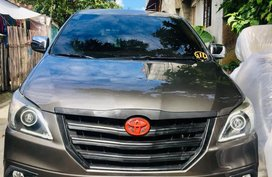 Selling Toyota Innova 2005 Diesel Manual in Quezon City