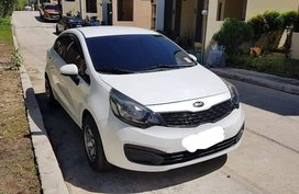 Selling Used Kia Rio 2015 Sedan in Cebu City