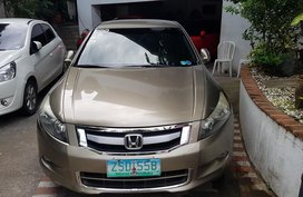 Sell Used 2008 Honda Accord Automatic in Metro Manila