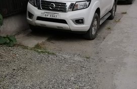 White 2017 Nissan Navara Truck at 16188 km for sale