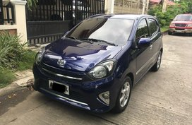 2014 Toyota Wigo for sale in Parañaque