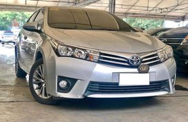2015 Toyota Corolla Altis for sale in Makati