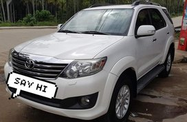 2012 Toyota Fortuner for sale in Santa Rosa