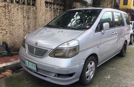 2002 Nissan Serena for sale in Quezon City