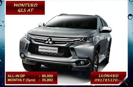2019 Mitsubishi Montero Sport for sale in Caloocan City