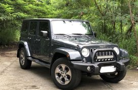 2017 Jeep Wrangler for sale in Parañaque