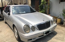 Like new Mercedes-Benz E-Class for sale in Quezon City