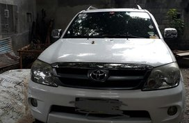 2007 Toyota Fortuner for sale in Antipolo