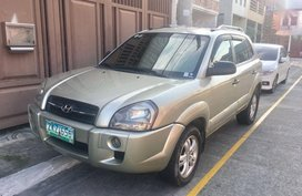 2007 Hyundai Tucson for sale in Cainta