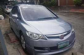 Honda Civic 2007 for sale in Quezon City