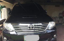 2012 Toyota Fortuner for sale in Meycauayan