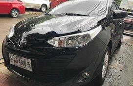 Black Toyota Vios 2019 for sale in Quezon City