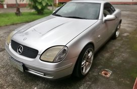 2nd Hand 1997 Mercedes-Benz Slk-Class at 57000 km for sale