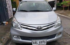 Selling Silver Toyota Avanza 2014 at 80000 km in Alegria