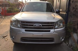 Used Ford Everest 2014 Automatic Diesel for sale