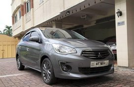 2nd Hand 2017 Mitsubishi Mirage G4 Sedan at 6000 km for sale