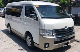 Used 2016 Toyota Hiace for sale in Pangasinan