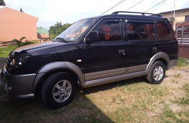Black 2011 Mitsubishi Adventure at 51000 km for sale in Laguna