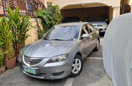 Selling Used Mazda 3 2005 Sedan in Rizal