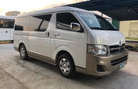 Selling 2nd Hand Toyota Hiace 2012 at 33000 km in Pasay
