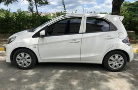White 2015 Honda Brio at 41000 km for sale