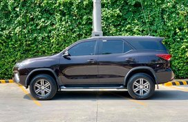 Used 2017 Toyota Fortuner Diesel Manual for sale