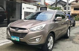 Used 2013 Hyundai Tucson Manual Gasoline for sale