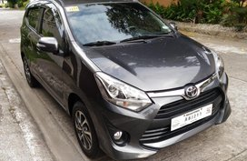 Used 2019 Toyota Wigo at 3000 km for sale