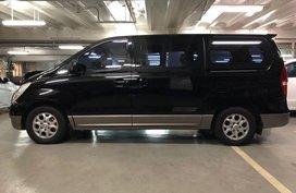 Black Hyundai Starex 2013 for sale in Quenzon City