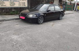 Sell Black 2000 Honda Civic in Quezon City