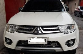 2014 Mitsubishi Montero for sale in Manila