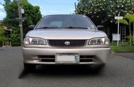 Toyota Corolla 2002 MT in Manila for sale