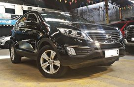 2013 Kia Sportage Diesel Automatic for sale in Quezon City