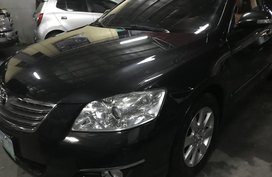 Sell Black 2009 Toyota Camry at 57000 km in Metro Manila