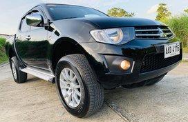 Sell Used 2015 Mitsubishi Strada Manual Diesel