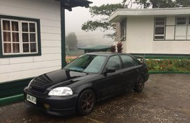 Black Honda Civic 1997 for sale in Bulacan