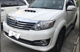 Used Toyota Fortuner 2016 Automatic Diesel for sale
