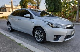 2nd Hand Toyota Corolla Altis 2016 for sale in Las Pinas