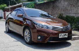 Sell 2nd Hand 2015 Toyota Corolla Altis at 51000 km