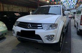 Used 2014 Mitsubishi Montero Sport at 39000 km for sale in Quezon City